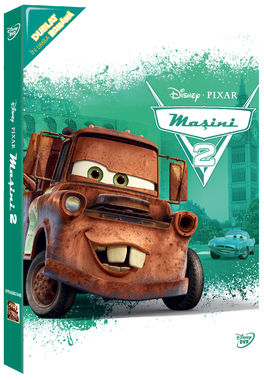 MASINI 2 - Colectie Pixar o-ring