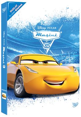 MASINI 3 - Colectie Pixar o-ring
