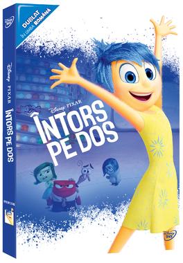 INTORS PE DOS - Colectie Pixar o-ring