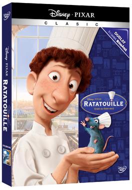 RATATOUILLE  - Colectie Pixar o-ring