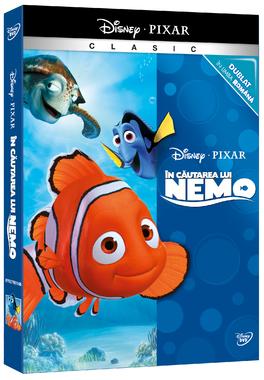 IN CAUTAREA LUI NEMO  - Colectie Pixar o-ring