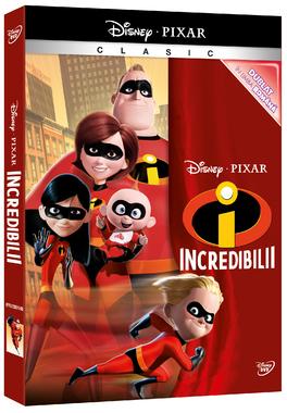 INCREDIBILII  - Colectie Pixar o-ring