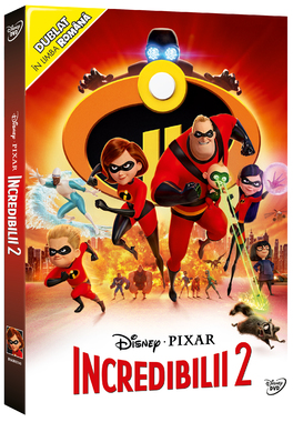 INCREDIBILII 2  - Colectie Pixar o-ring