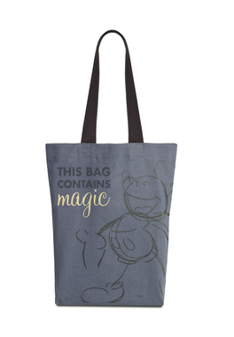 Sacosa MICKEY MOUSE - THIS BAG CONTAING MAGIC