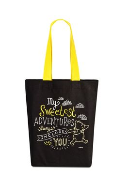 Sacosa WINNIE THE POOH - MY SWEETEST ADVENTURES ALWAYS INCLUDE YOU