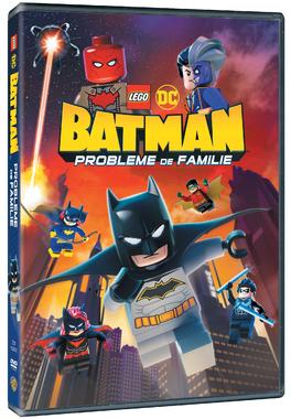 LEGO DC : BATMAN - PROBLEME DE FAMILIE