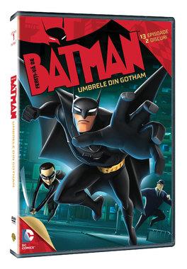 Feriti-va de Batman: Umbrele din Gotham - Sezon 1