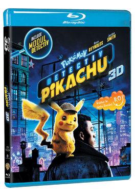 POKEMON DETECTIV PIKACHU 3D