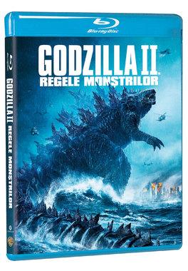 GODZILLA II -  REGELE MONSTRILOR