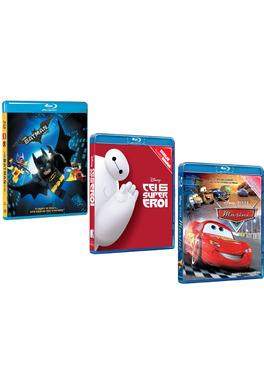 Pachet Blu Ray 1