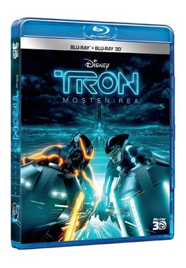 TRON-MOSTENIREA COMBO 2D+3D