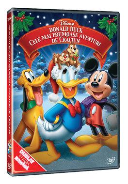 Donald Duck cele mai frumoase aventuri de Craciun