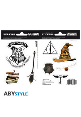 Stickere HARRY POTTER