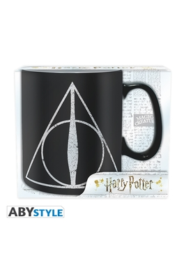 Cana 460 ml Deathly Hallows Harry Potter