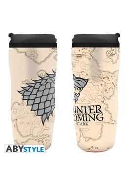 Cana calatorie GAME OF THRONES Winter is coming