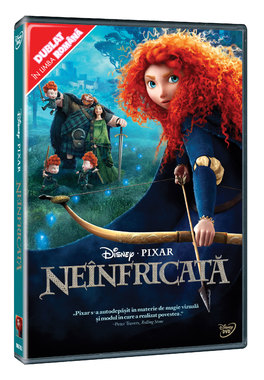 Neinfricata-Disney Pixar