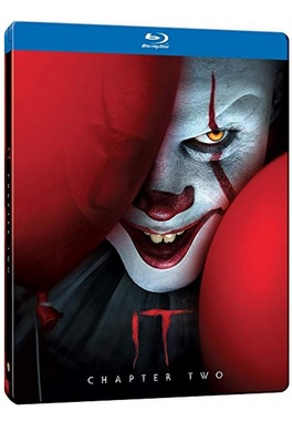 IT: CAPITOLUL 2 STEELBOOK