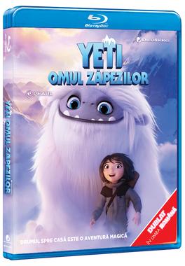 YETI - OMUL ZAPEZILOR