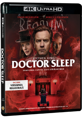 Doctor Sleep 4k