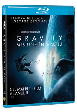 Gravity: Misiune in spatiu