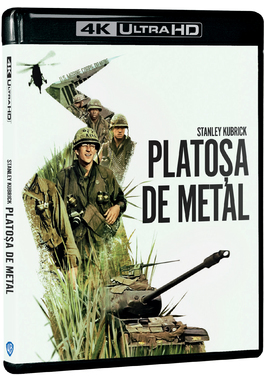 Platosa de otel/ Full metal jacket 4K