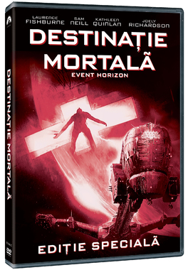 EVENT HORIZON - DESTINATIE MORTALA