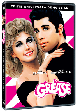 GREASE  Editie aniversara
