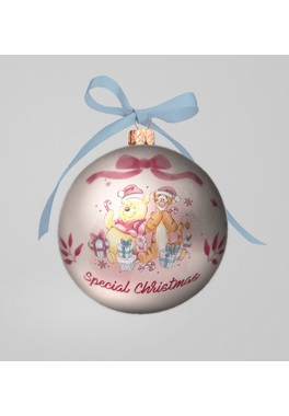 GLOB CU LED  WINNIE SPECIAL CHRISTMAS