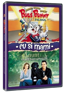 Pachet 2 DVD Anunt matrimonial si Looney, Looney Bugs Bunny
