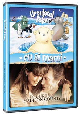 Pachet 2 DVD Podurile din Madison County si Ursuletul polar