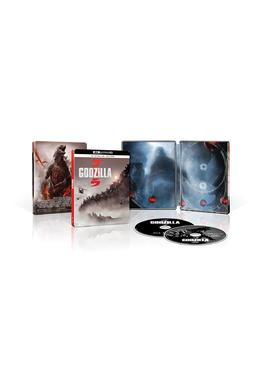 Godzilla 4k STEELBOOK