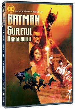 BATMAN: SUFLETUL DRAGONULUI