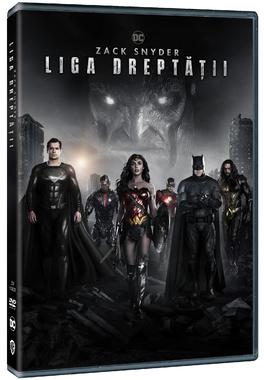 Liga Dreptatii- Zack Snyder