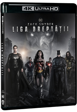 Liga Dreptatii- Zack Snyder 4K