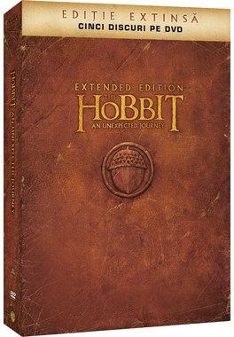 Hobbitul : O calatorie neasteptata - Versiunea Extinsa