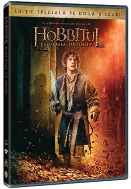 Hobbitul:  Dezolarea lui Smaug - Editie Speciala