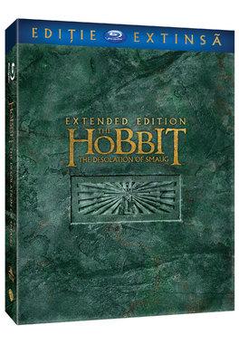Hobbitul:  Dezolarea lui Smaug - Versiunea Extinsa