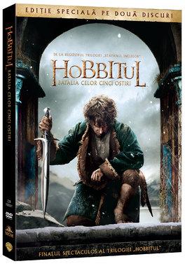 Hobbitul: Batalia celor cinci ostiri - Editie Speciala