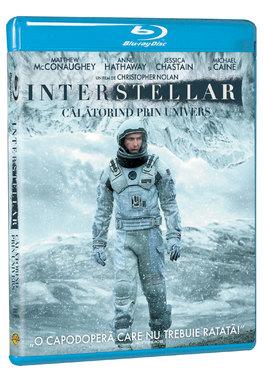Interstellar: Calatorind prin univers