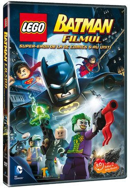 Lego Batman: Filmul - Super-eroii de la DC Comics s-au reunit