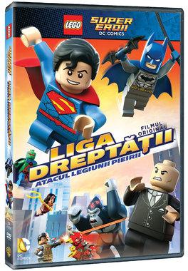 Lego DC Super Eroii: Liga Dreptatii  - Atacul legiunii pieirii