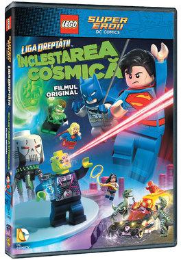 Lego DC Super Eroii: Liga Dreptatii - Inclestarea cosmica