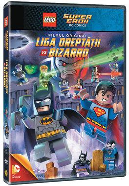 Lego DC Super Eroii: Liga dretatii vs. Bizarro