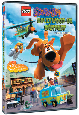 Lego Scooby-Doo: Hollywoodul bantuit