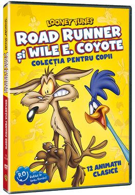 Looney Tunes: Road Runner si  Wile E. Coyote - Colectia pentru copii