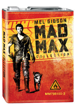 Mad Max Trilogia - Gas Canister
