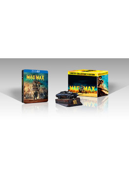Mad Max: Drumul furiei - Editie de colectie