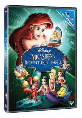 Mica sirena: Inceputurile lui Ariel