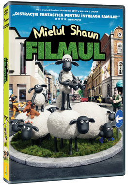 Mielul Shaun: Filmul