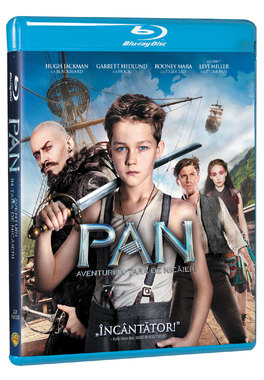 Pan: Aventuri in Tara de Nicaieri